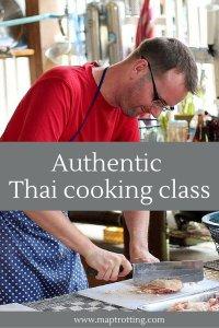 Authentic Thai cooking class with Ann, Chiang Rai