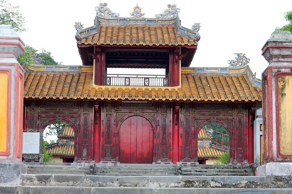 The Stunning Imperial Tombs of Hue, Vietnam