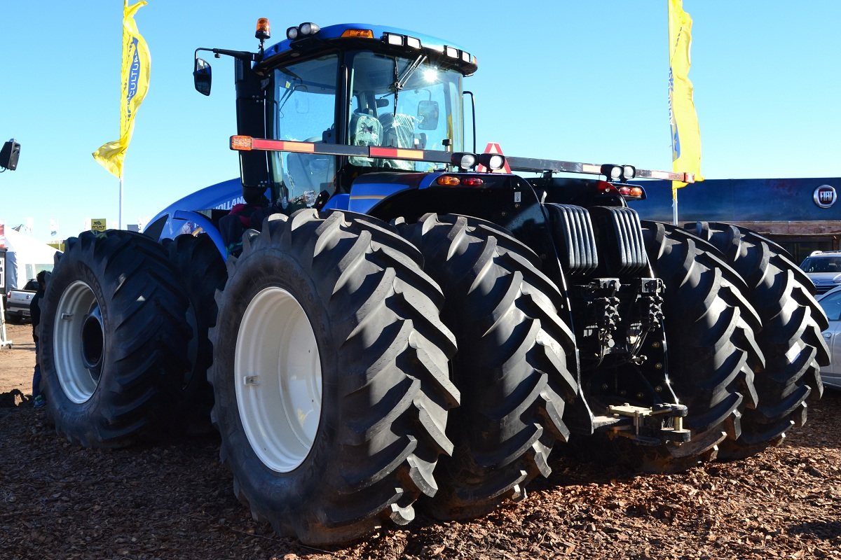 Asientos Para Tractores Tractor New Holland T9 505 Maquinac