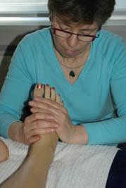 voetreflexologie afbeelding