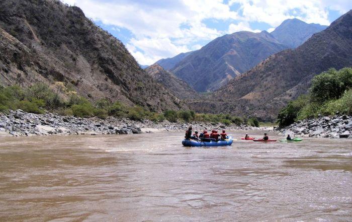 maranon river