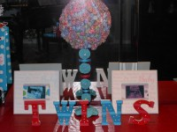Dr. Seuss Thing 1 and Thing 2 Baby Shower | marants1