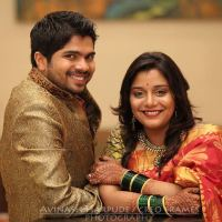 Hemant Dhome and Kshitee Jog Marriage Photos