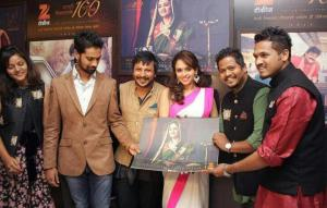 Amruta Khanvilkar Launches  Zee Talkies celebrity calendar 2013 Party as a Tribute to 100 years of Indian Cinema