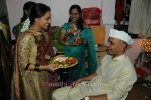 Vikram gaikwad wedding photos (3)