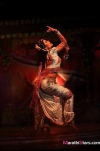 Lavani Dancer Suvarna kale