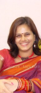 Manava naik Photos in Saree