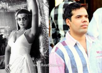 Sameer Khan and Silk Smitha