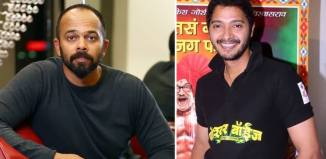 Shreyas Talpade sets a new trend with Rohit Shetty