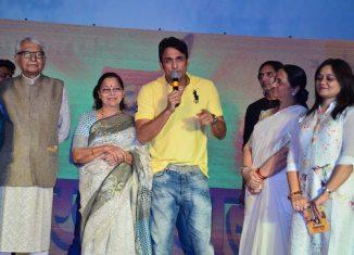 Rakhandar Music launch