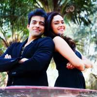 Inspite being unwell, Amruta dazzles with her performance