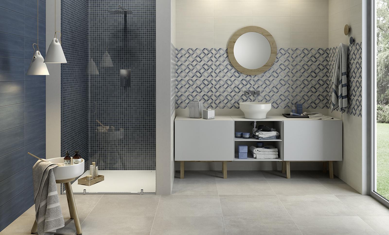Piastrelle Marazzi Bagno | Mattonelle Per Bagno: Ceramica E Gres ...
