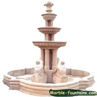 Tiered Water Fountains - talentneeds.com