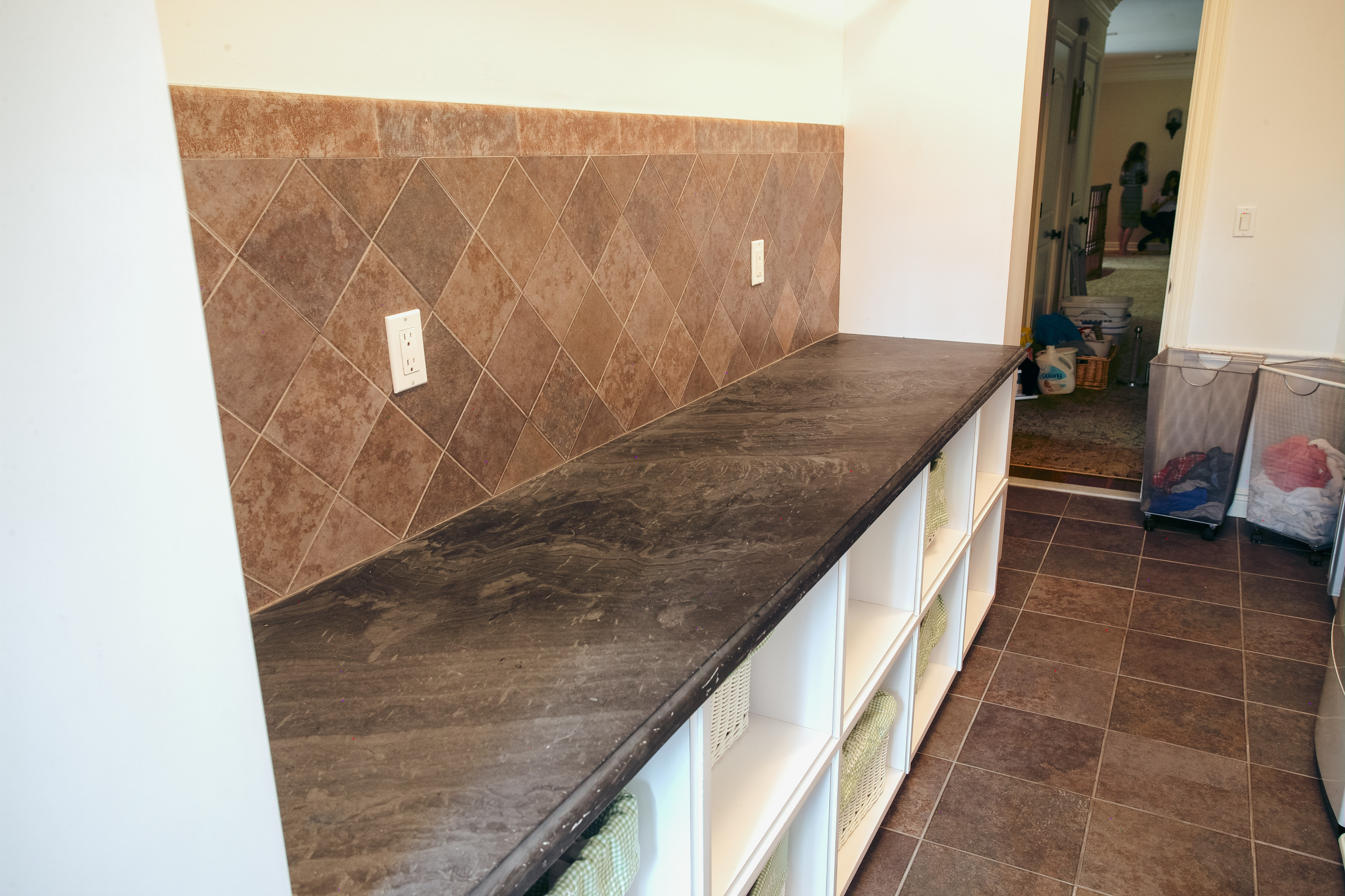 How To Clean Slate Countertops Modern Day Laundry Rooms Best Countertop Ideas