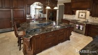 Light or Dark Countertops; Kitchen Design Ideas