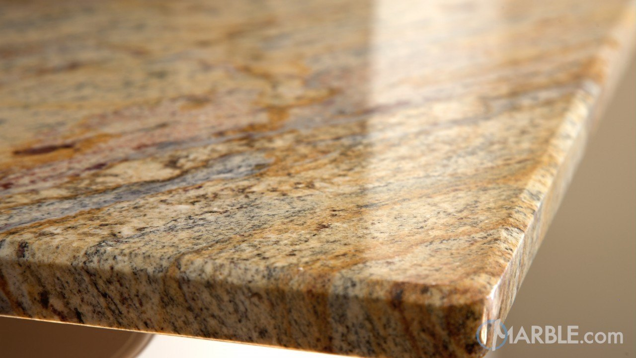 Yellow River Granite Kitchen Countertop Marble Com