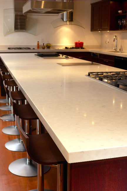 Granite Kitchen Island Pictures Misty Carrera - Quartz Counters At Marblecityca | Bay Area