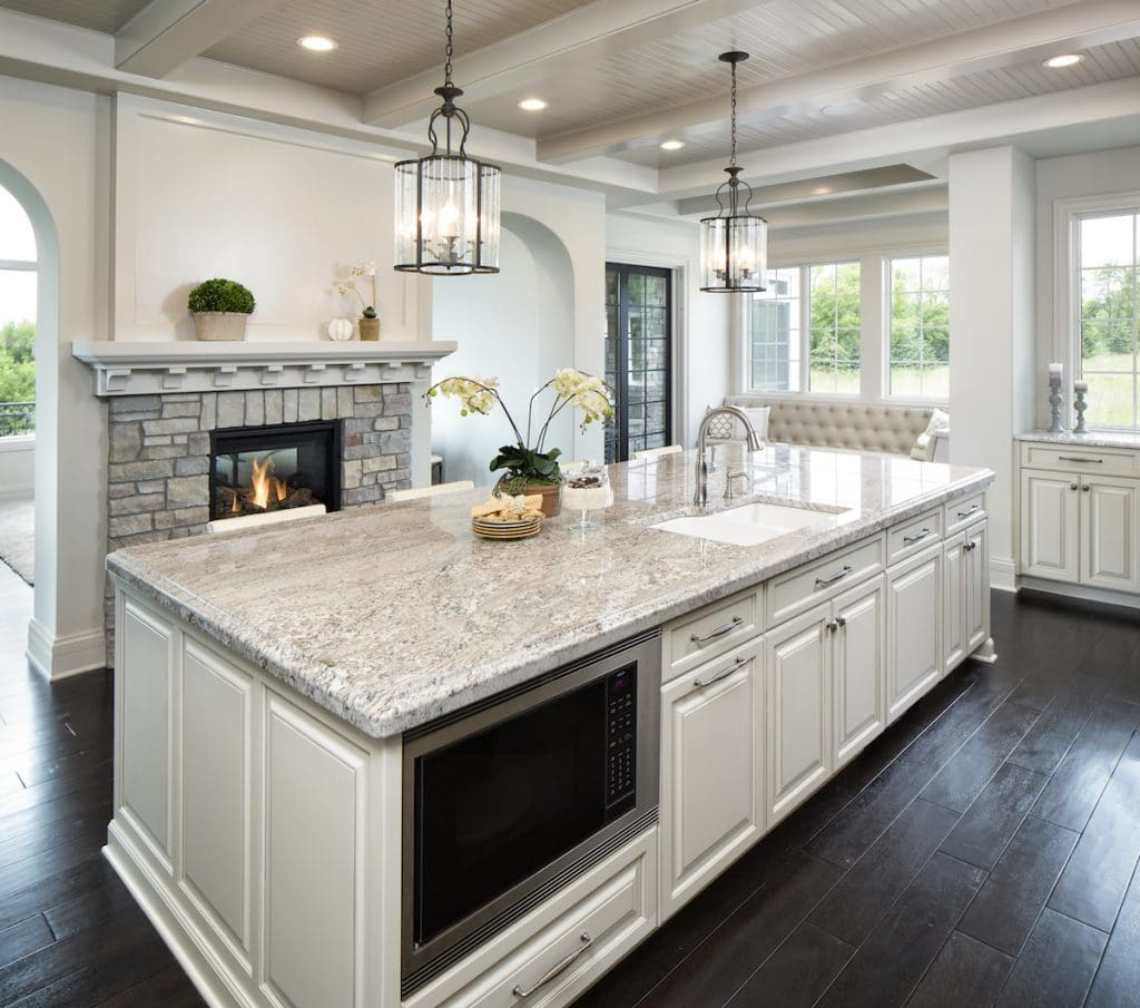 Marble And Granite Countertops In Spring Hill Tampa Bay