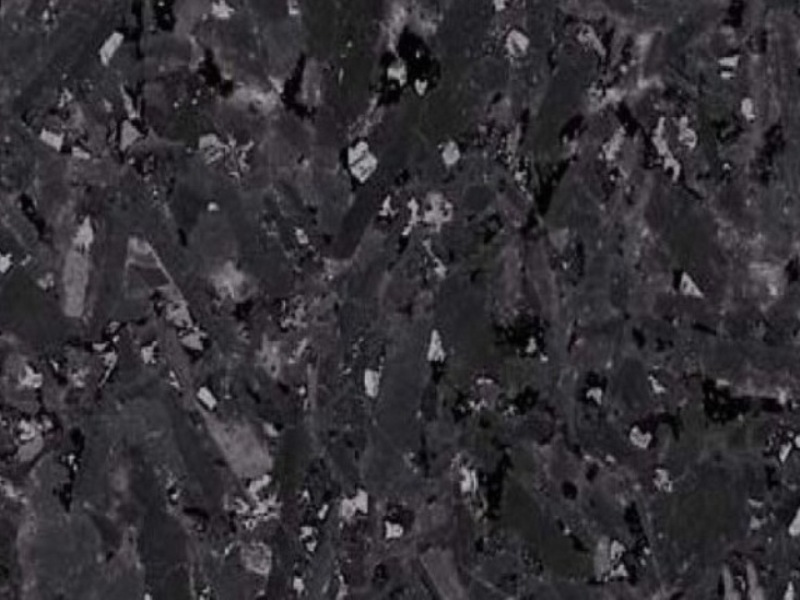 Granite Stone Floor Design Cambrian Black Velvet Granite - Marblex Design International