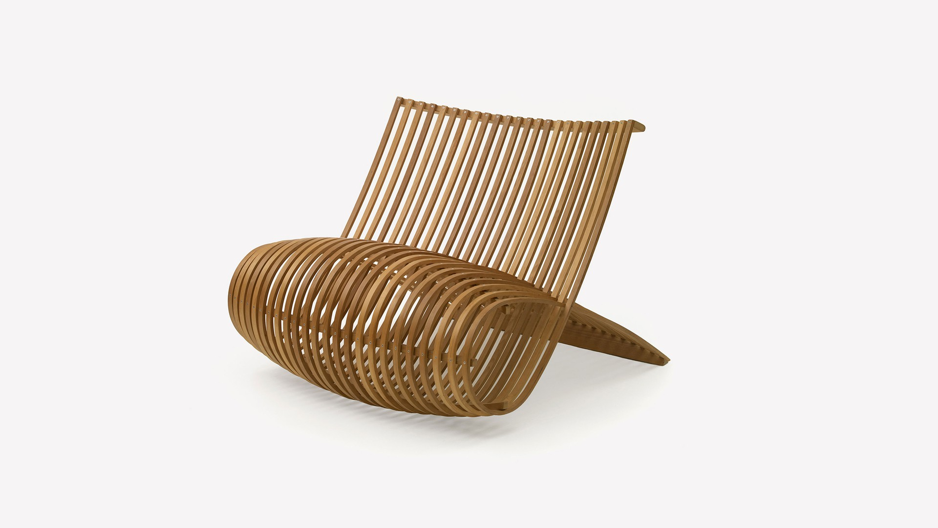 Chair Wooden Wood Chair Marc Newson Ltd