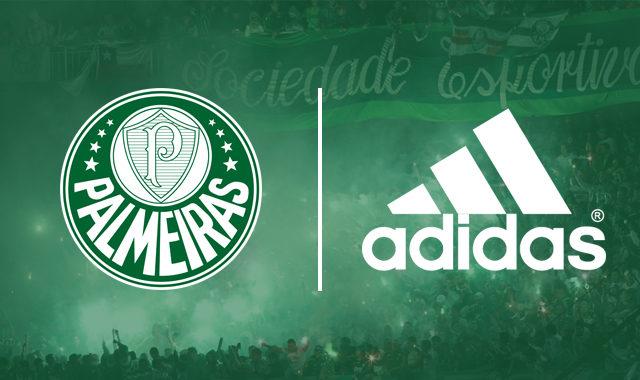 Palmeiras y adidas