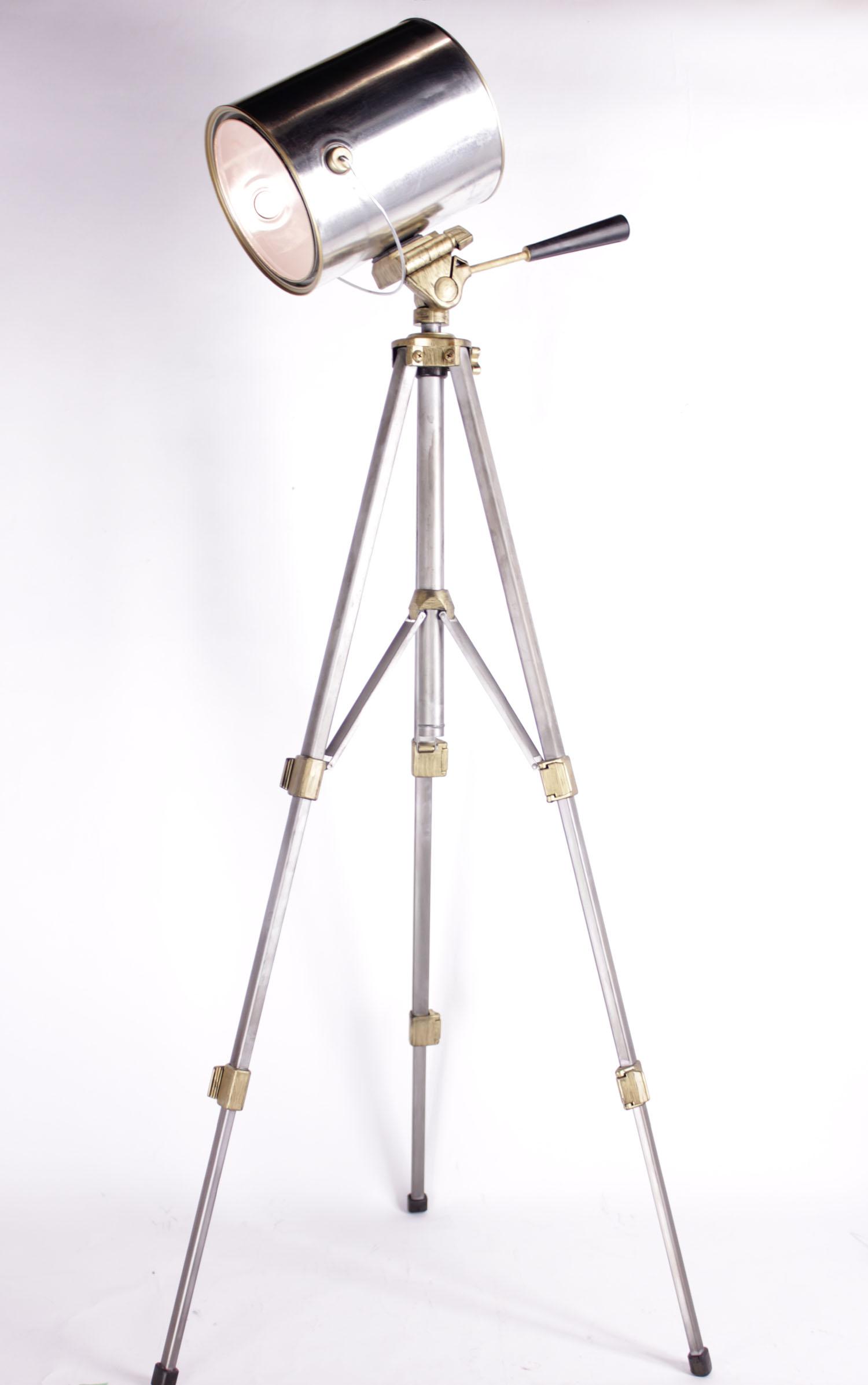Diy Tripod Floor Lamp