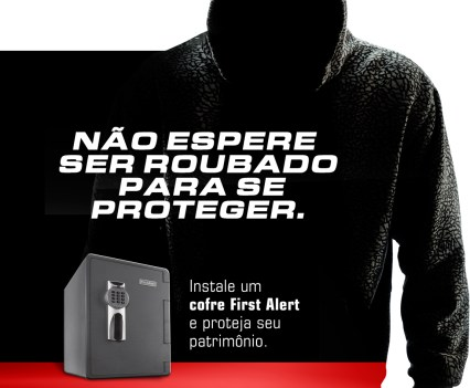 PDV Cofre First Alert