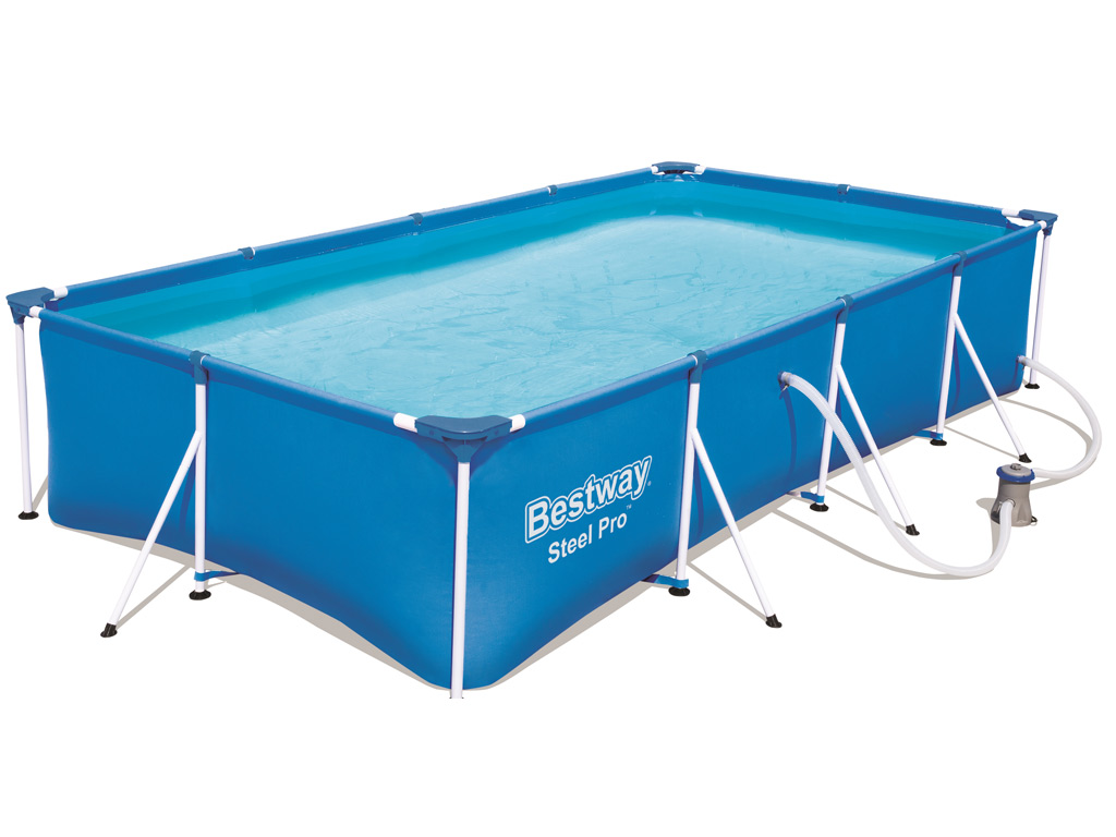 Sol Piscine Tubulaire Piscine Hors Sol Tubulaire Bestway Family Splash Frame Pool Rectangulaire 400x211x81cm