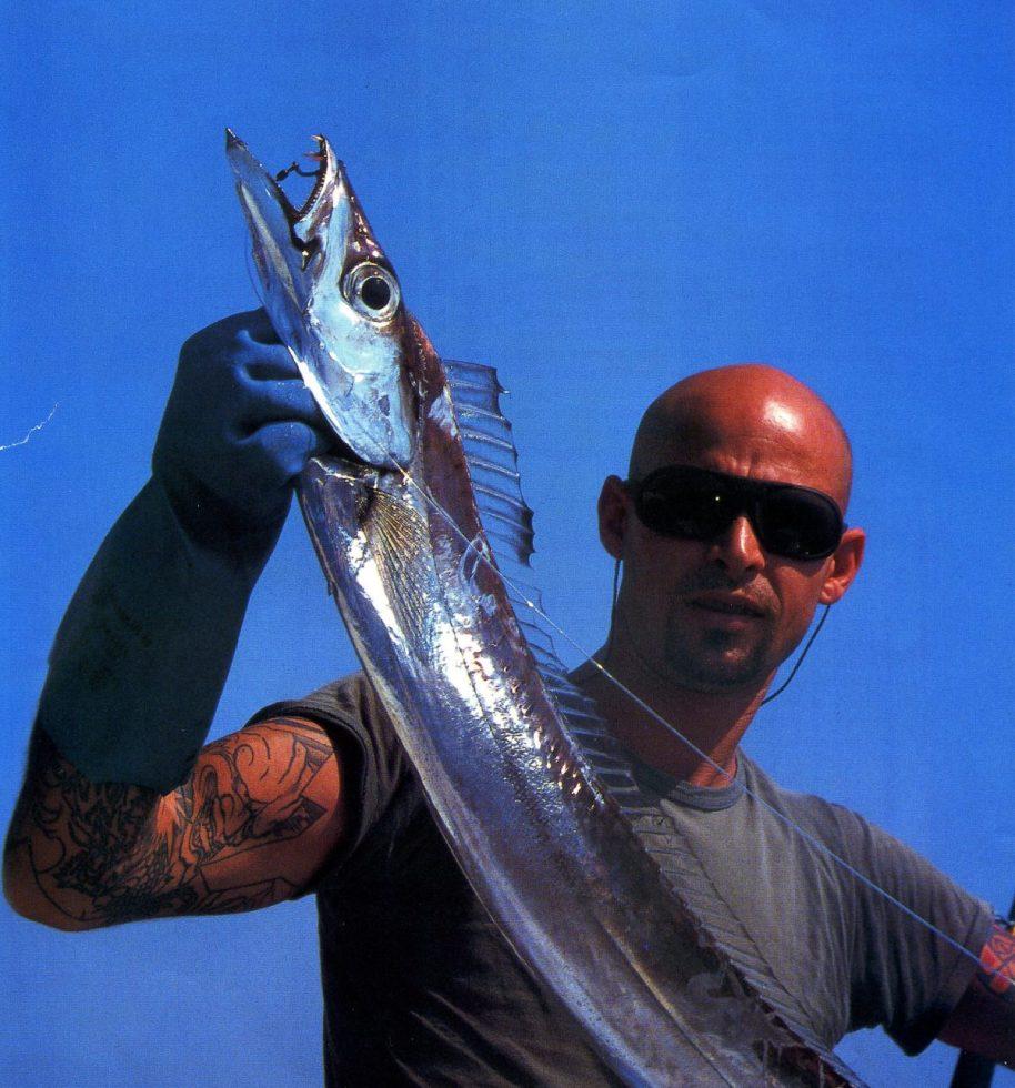 E' un pesce molto vorace ed attacca spesso anche le lenze in discesa e risalita dal fondo