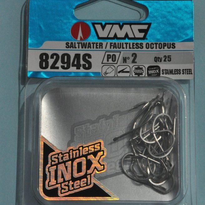 Gli ami in acciaoo inox sono creati per durare nel tempo soprattutto contro la ruggine