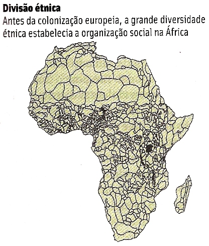 Continente Africano GeoBau