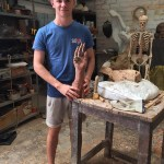 Curso Talla en madera, Iniciación – Profesional 2020 Sevilla
