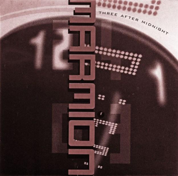 CD-Single - Marmion - Three After Midnight - 1995 - Vorderseite