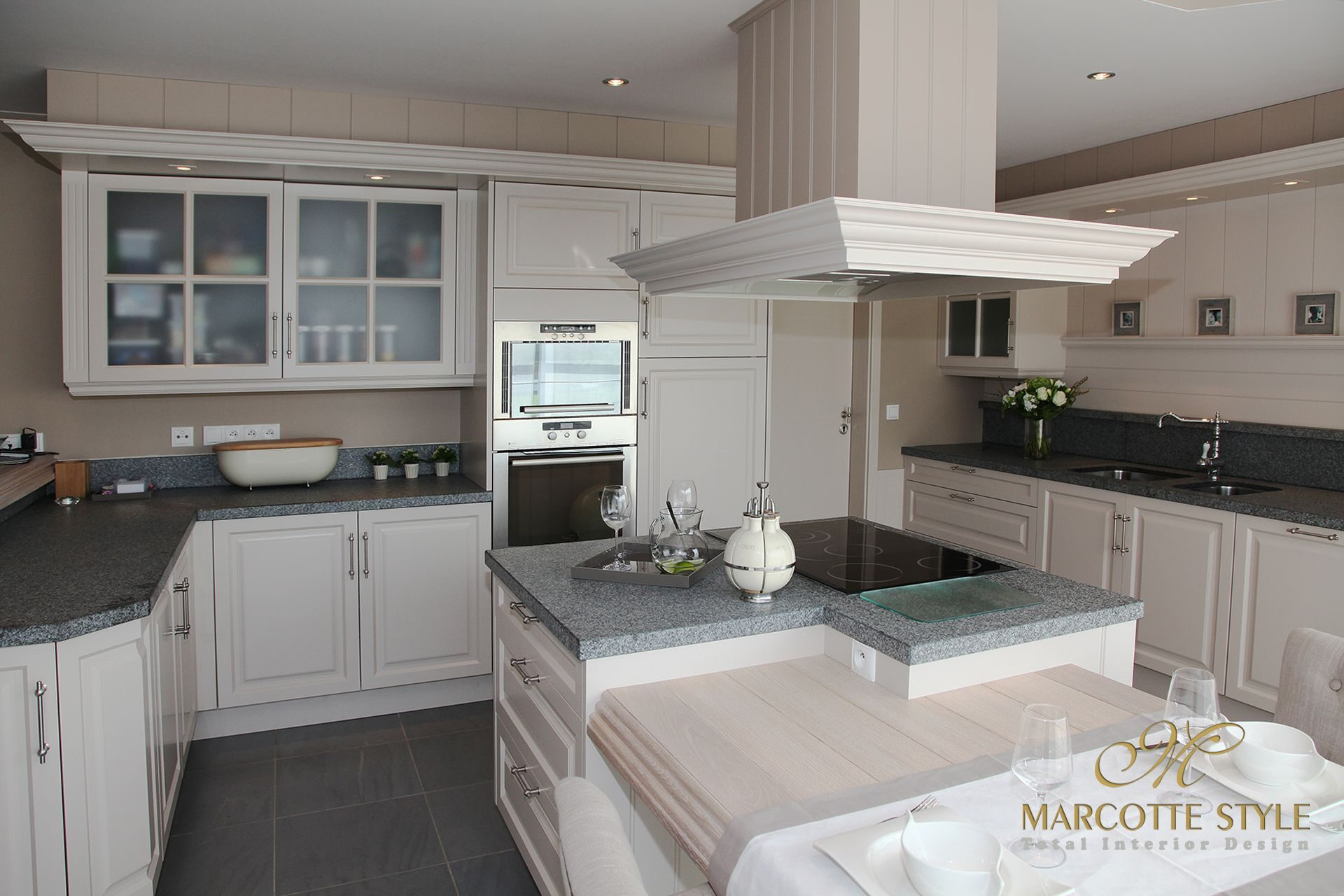 The Most Beautiful Kitchen The Most Beautiful Kitchens Marcotte Style