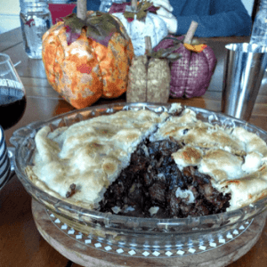 Imperial Irish Meat Pie