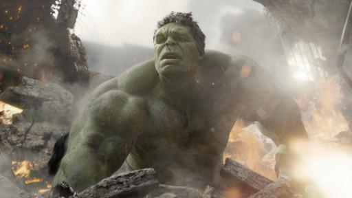 The Hulk en Los Vengadores