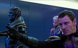 X-Men: Apocalipsis estrea tráiler