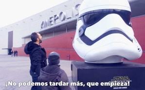 Última rolda de vídeos de Star Wars