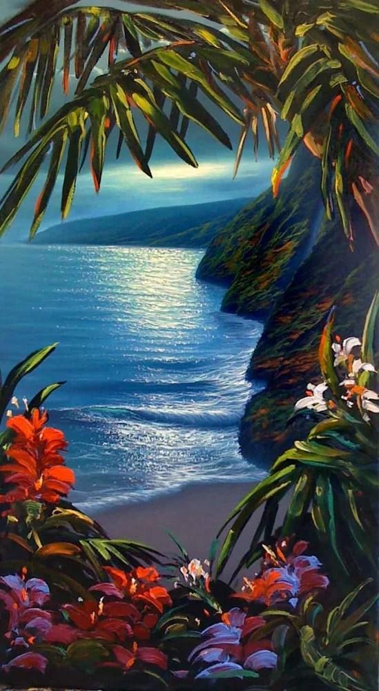 Animated Ocean Wallpaper Dreams Of Silver Trails 187 Steve Barton 187 Marcus Ashley Gallery