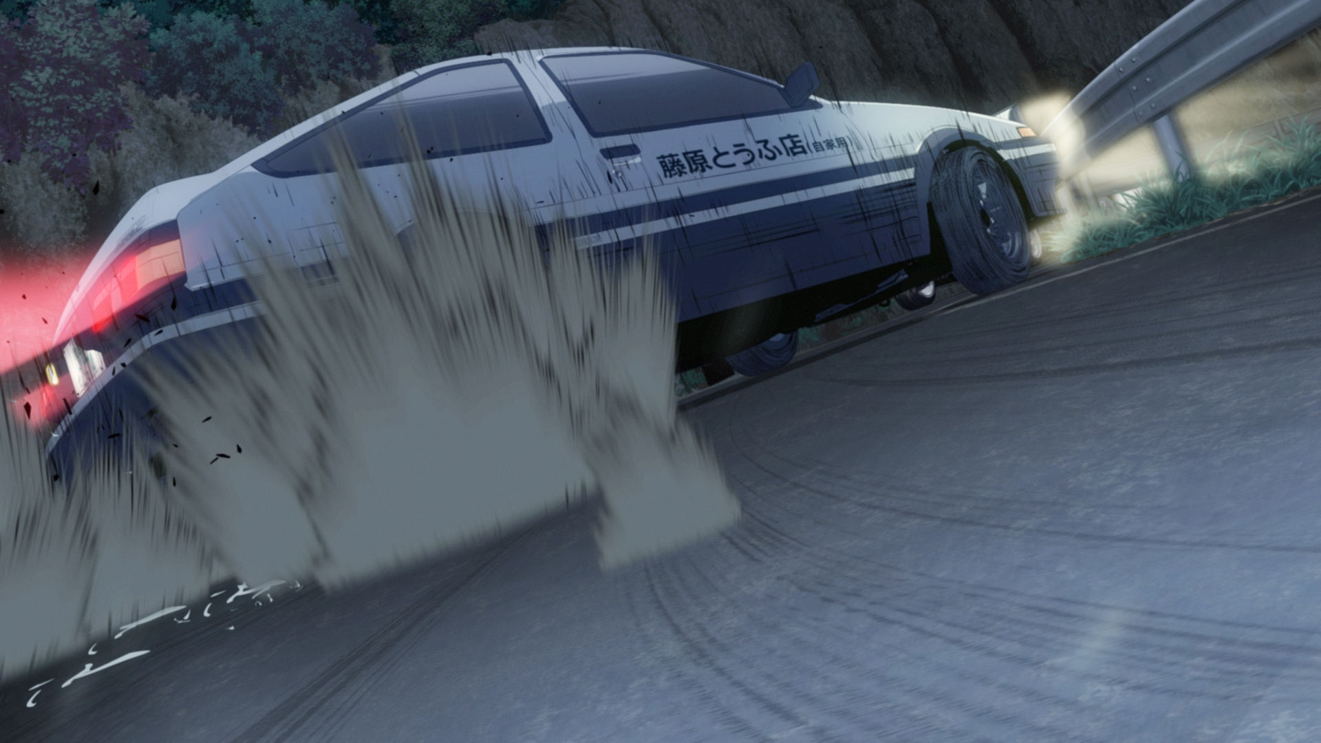 Cool Race Car Wallpaper Movie Review Quot New Initial D The Movie Legend 2 Racer