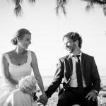 Mariage Réunion Ma Régisseuse wedding planner cérémonie laïque plage filaos bouquet