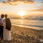 Mariage Réunion Ma Régisseuse wedding planner cérémonie laïque plage filaos sunset coucher de soleil paradis