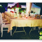Mariage H&V - Wedding planner : Ma Régisseuse