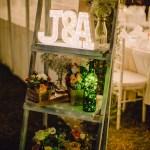 Mariage Ma Régisseuse wedding planner La Réunion décoration guirlandes fleurs J&A lumières
