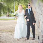 mariage, robe, bouquet, réunion,
