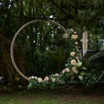 mariage, décoration, nature, fleurs,