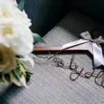 mariage, bouquet, centre, original,