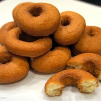 Doughnuts - Indian Style