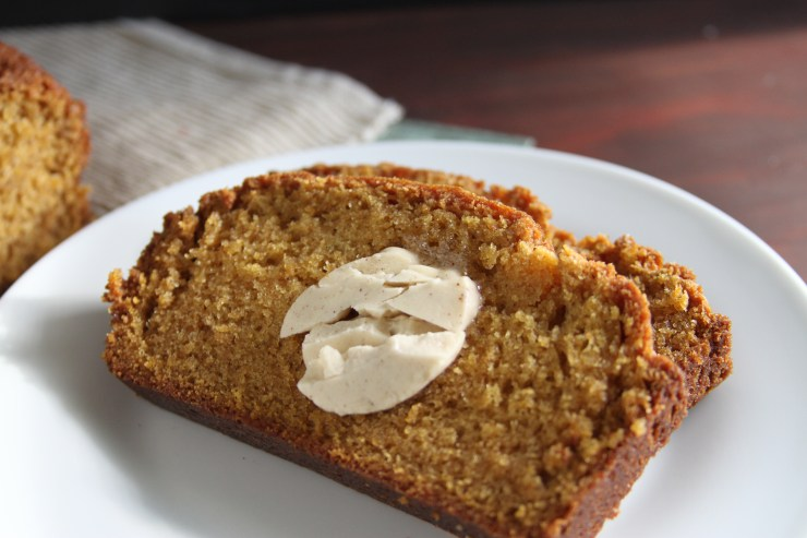 Food Crush: Pumpkin Bread