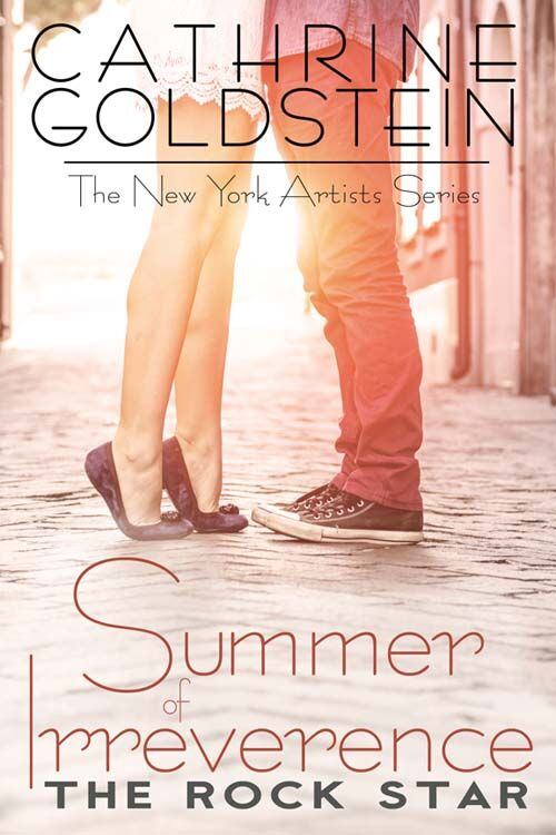 Summer of Irreverence – The Rock Star by Cathrine Goldstein